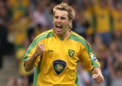 Darren Huckerby Norwich